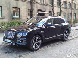 bentley suv matte black bentley bentayga 23 april 2016 autogespot