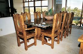 Custom Dining Room Chairs Etikaprojects Com Do It Yourself - Granite dining room tables and chairs