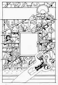 dc comics ty templeton u0027s art land page 3