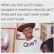 Meme Young - el chapo confused nick young know your meme