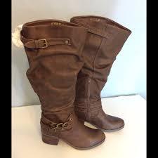 s extended calf boots carlos santana brown wide calf boots wide calf boots