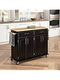 kitchen movable islands kitchen islands carts amazon com
