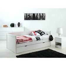canap avec lit tiroir canape avec lit tiroir gigogne banquette alfiero rangements 90
