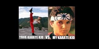Karate Meme - mister meme yagi 15 dank karate kid memes ultimate comicon
