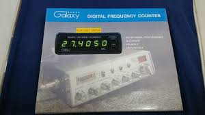 Radio Frequency Display Cb Ham 10 Meter Radio 6 Digit Frequency Counter Blue