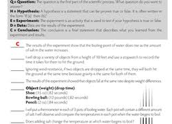 scientific method steps worksheet education com