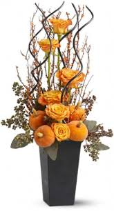 Fall Floral Arrangements Halloween Fall Flower Arrangement Get Flowers At Http Www