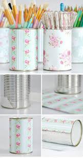 accessoire bureau rigolo 1001 idées pour fabriquer un pot à crayon adorable soi même