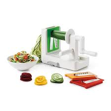 amazon black friday oxo on 9 cup oxo good grips 3 blade spiralizer w stronghold suction
