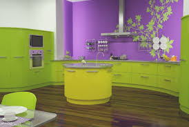 Lime Green And Purple Bedroom - bedroom creative purple and lime green bedroom decoration ideas