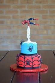 cool spiderman cake u2026 pinteres u2026