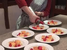 cours de cuisine pays basque présentation de le team cooking cours de cuisine de hôtel pays