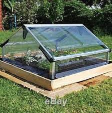 greenhouse cold frame cover raised garden bed weatherproof outdoor