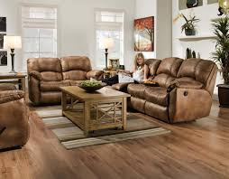 Red Loveseat Furniture Provide Extreme Comfort With Rocking Reclining Loveseat