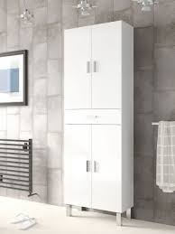 B Q Modular Bathroom Furniture by Bathroom Cabinets Bathroom Wall Units White Bathroom Tallboy