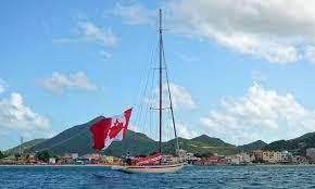 the race yachts 12 metre challenge
