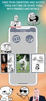 Custom Meme App - meme designer custom memes on the app store