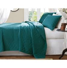Teal Coverlet Try This Trend A Touch Of Turquoise U2013 Art Van Blog We U0027ve Got The