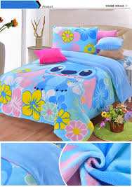 2017 3d spongebob bedding set cartoon kid child bed sheet sets