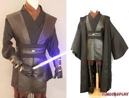 Anakin Skywalker Halloween Costume Star Wars Anakin Skywalker Cosplay Costume