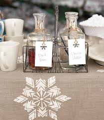 hot cocoa wedding favors winter wedding bar ideas hot chocolate station brides