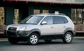 reviews on hyundai tucson hyundai tucson gls road test reviews car and driver