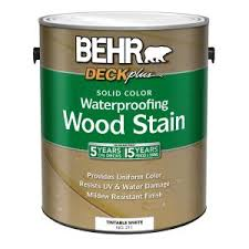 behr 1 gal deckplus white tint base solid color waterproofing