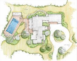 Simple Landscape Design by Simple Landscape Plan Fleagorcom