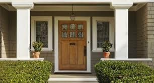 Steel Vs Fiberglass Exterior Door Fiberglass Vs Steel Entry Door Pros Cons Comparisons And Costs