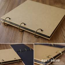 paper photo album 100 high quality handmade photo album scrapbook diy blank photo