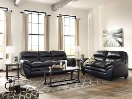 Durablend Leather Sofa Tassler Durablend Black Sofa Loveseat 46501 35 38