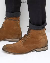 s lace up boots canada shoes boots trainers asos lace up boot in