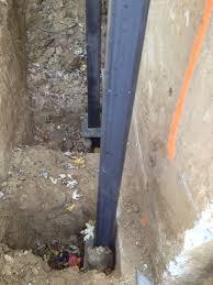 jbs excavating u0026 basement repair photo gallery amelia oh