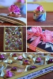 hochzeitsgeschenke lustig geldgeschenke originell verpacken pralinenschachtel fotowand