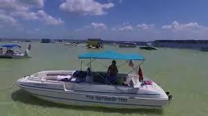 Florida Map Destin by Aerial View Of Destin Fl U0026 Crab Island July 2015 Youtube