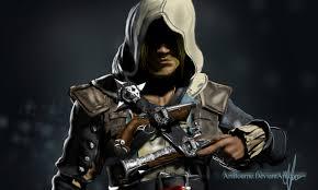 Ac4 Black Flag Edward Kenway Assassin U0027s Creed 4 Black Flag By Vizualwizard On