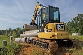 new cat 305e2 cr 2014 tier 4 interim nacd excavators warren