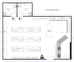 Ice Cream Shop Floor Plan Convenience Store Floorplan Doc Pinterest Convenience