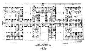 file hilton hotel stevens floor plan jpg wikimedia commons