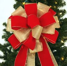 big christmas bows velvet christmas bows tagged package bows