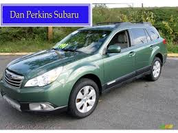 green subaru 2011 subaru outback 2 5i limited wagon in cypress green pearl