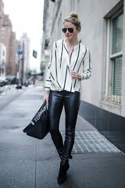 black and white striped blouse black and white striped blouse styled snapshots style file