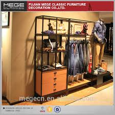 Wooden Wall Display Cabinets Wooden Wall Mounted Clothes Display Cabinet With Drawers Buy