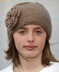 crochet headbands tunisian knit look crochet headband pattern with