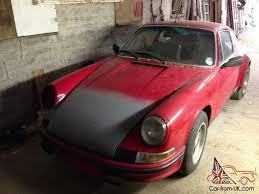 porsche 911 for sale in usa 1968 porsche 911 rhd barn find for restoration
