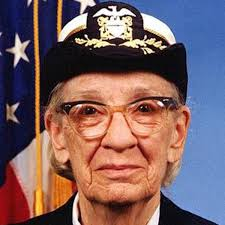 Resume With Picture Sample by Grace Hopper Mathematician Military Leader Computer Programmer