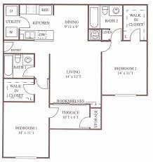 split floor plan floor plans centennial crossing