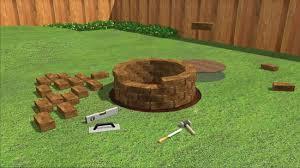 Backyard Bbq Setup 4 Ways To Build A Bbq Pit Wikihow