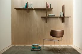 Walnut Bookshelves Milo