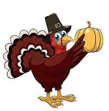 clip for thanksgiving turkey happy thanksgiving